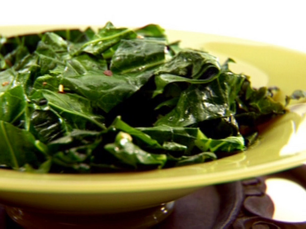 Spicy Collard Greens