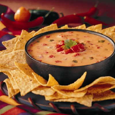 Spicy Crock Pot Queso (Cheese Dip)