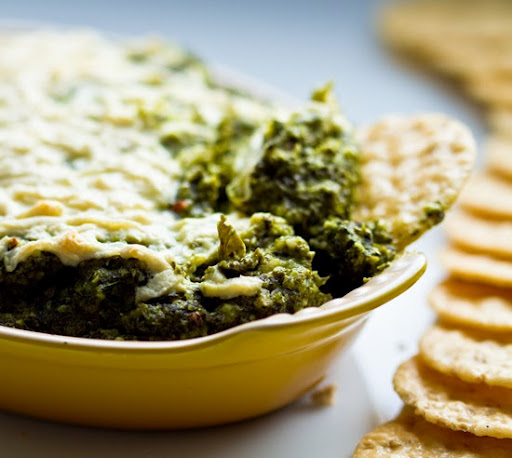 Spinach Dip in a Flash