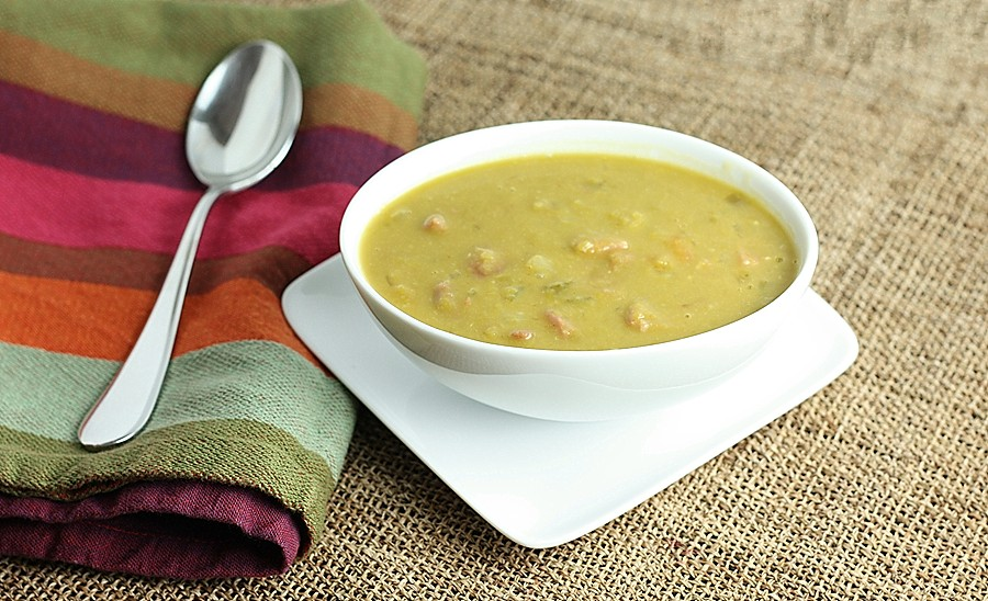 Split Pea Soup, My Way Too