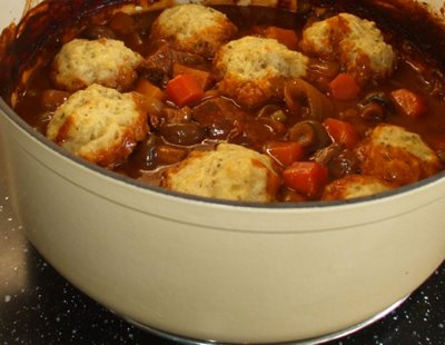Steak and Dumplings