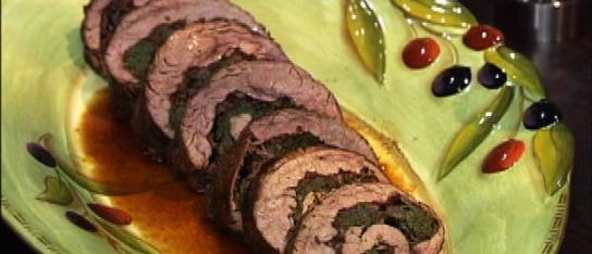 Stuffed Flank Steaks (Scd)