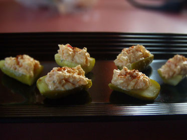 Stuffed Pickles