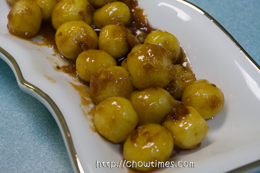 Sugar - Browned Potatoes