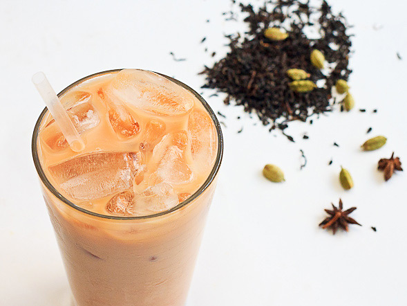 Sugar-Free Thai Iced Tea