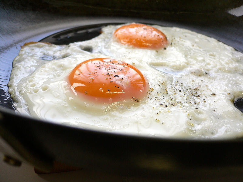 Sunny Side up Special