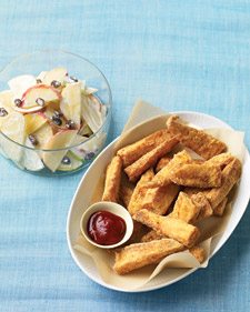 Surullitos de Maiz (Cornmeal Sticks)
