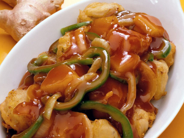 Sweet and Sour Pineapple Pork
