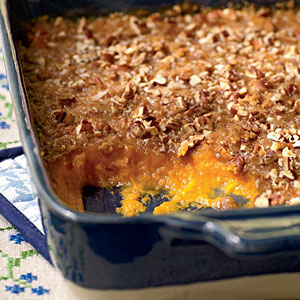 Sweet Potato Casserole - Diabetic