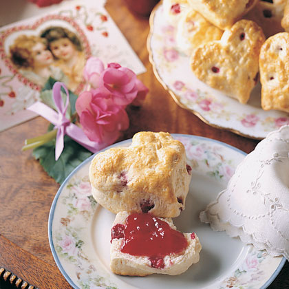 Sweetheart Scones