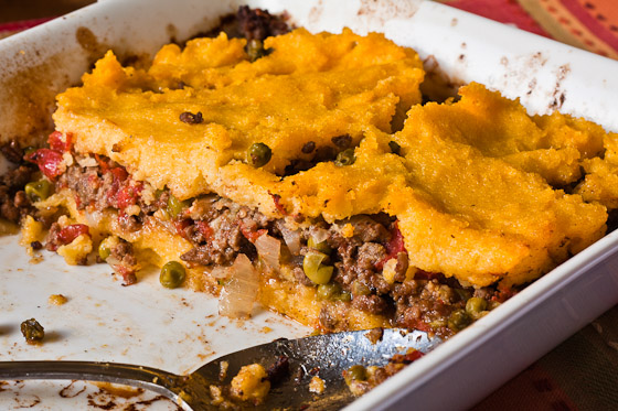 Tamale Pie Bake