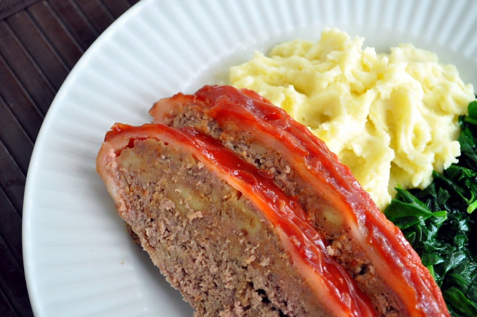 Tangy Meat Loaf