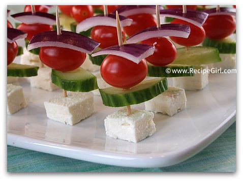 Tasty Toothpick Appetizers