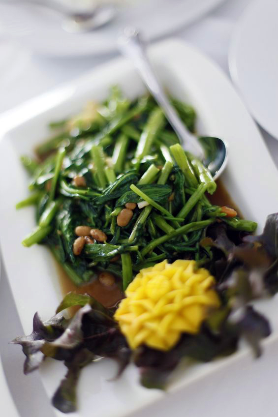 Thai-Style Stir-Fry Vegetables