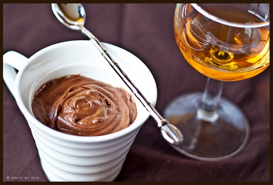 The Best Ever Chocolate Mousse Recipe Ever