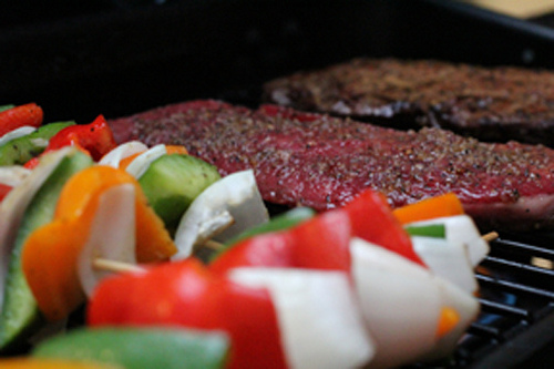 The Best Grilled Steak Ever!