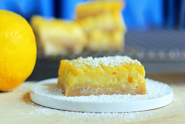 The Best Lemon Bars You Will Ever Eat