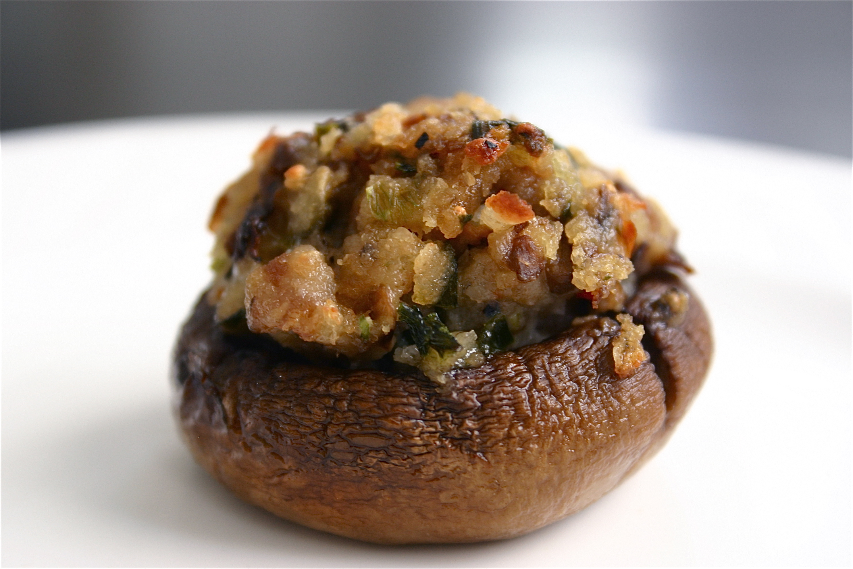 The Best Stuffed Mushrooms I've Ever Had - Recipegreat.com
