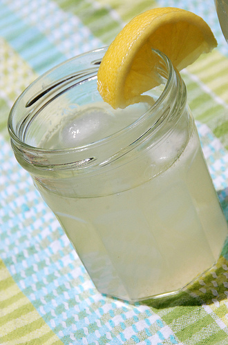 The Perfect Lemonade - Recipegreat.com