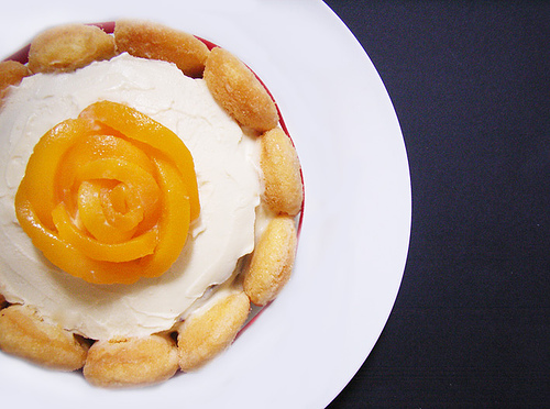 "The ""ultimate"" Peach Cake Recipe"