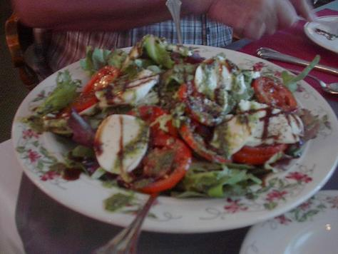 The Stone Pipe Inn Salad