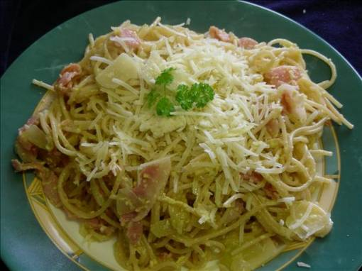 To Die for Spaghetti Carbonara by Tom Cruise
