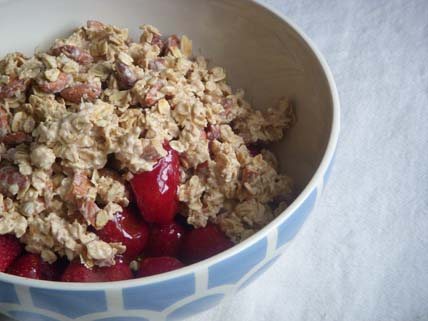 Toasted Oat Muesli