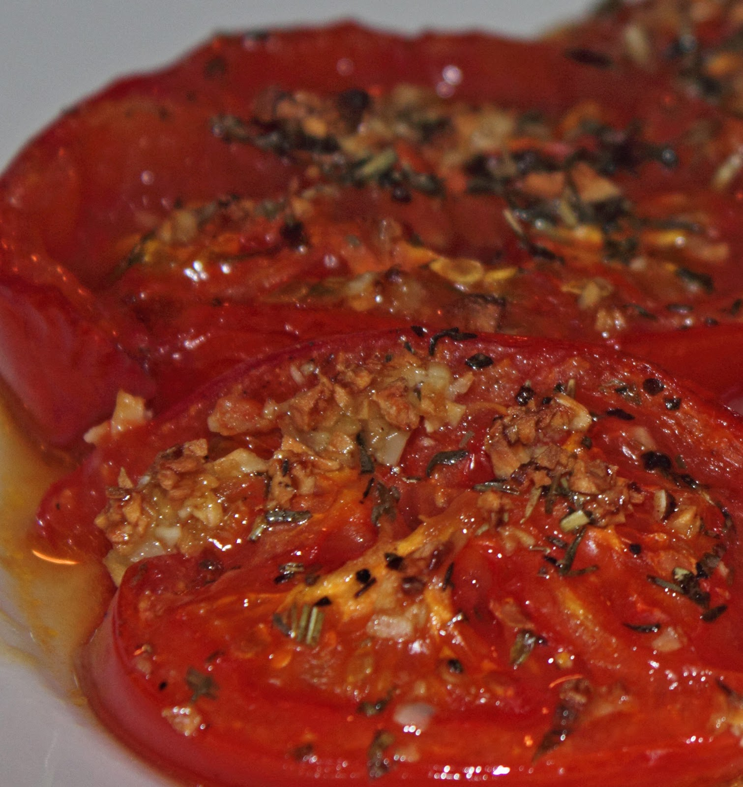 Tomatoes Provencales