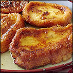 Torrijas- Spanish French Toast