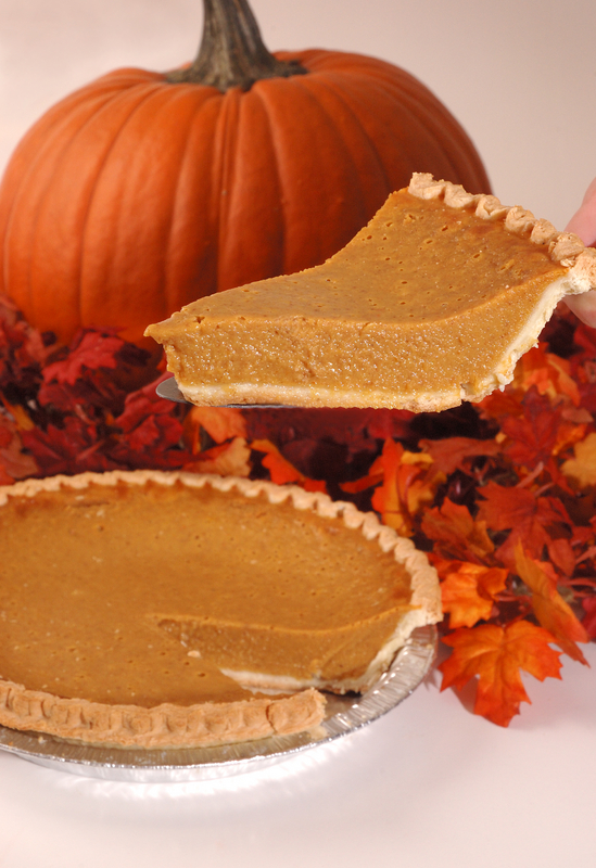 Traditional Eagle Brand Pumpkin Pie