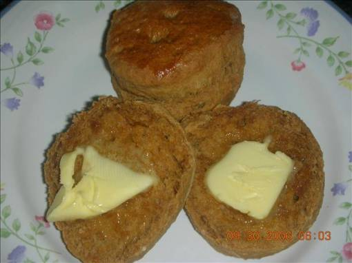 Treacle Scones from England