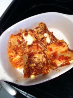 Tried & True Lasagna