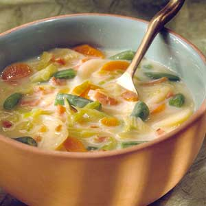 Turkey-and-Rice Soup