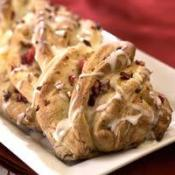 Twisted Cranberry Bread for 18