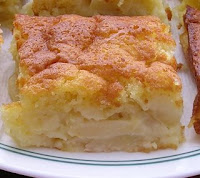 Ukrainian Apple Squares