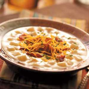 Ultimate Baked Potato Soup