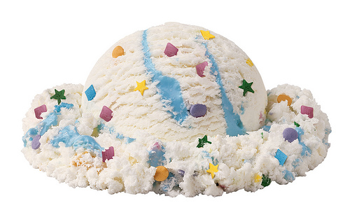 Ultimate Birthday Cake Ice Cream