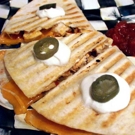 Ultimate Quesadillas