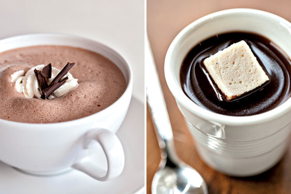 Ultra-Rich Hot Chocolate