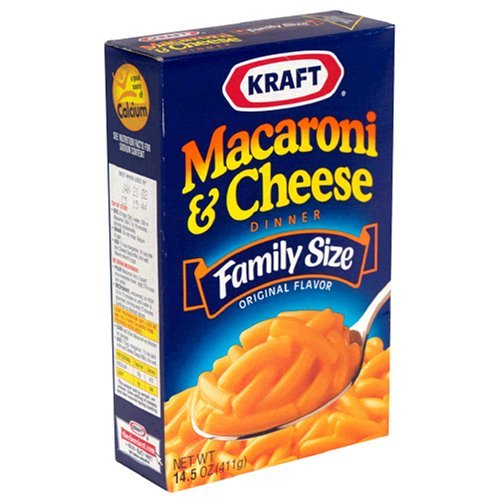 Upgraded Kraft Mac N Cheese
