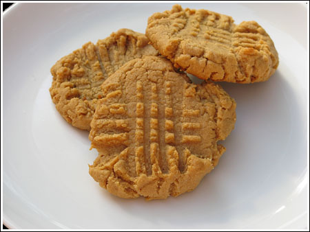 Vegan Peanut Butter Cookies!