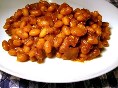 Vegan Stewed White Beans