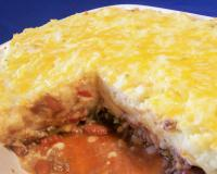 Vegetarian Tex-Mex Shepherd's Pie