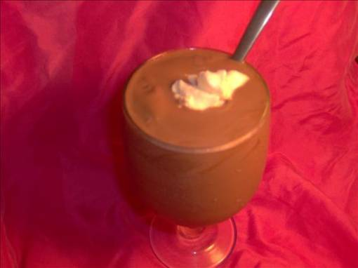 Very Easy Rich And Creamy Chocolate Pudding