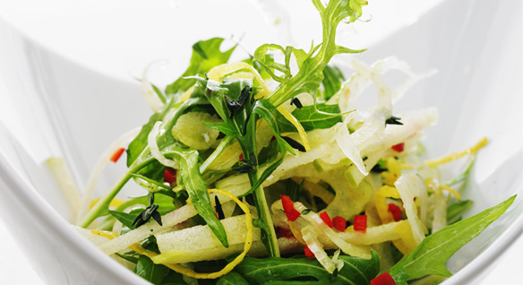 Very Fennel Salad