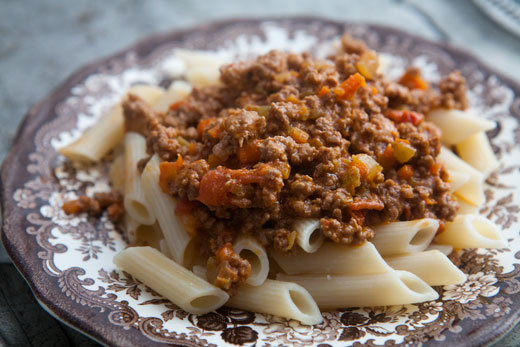 Very Personal Bolognese Sauce