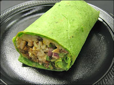 Vietnamese Grilled Steak Wraps