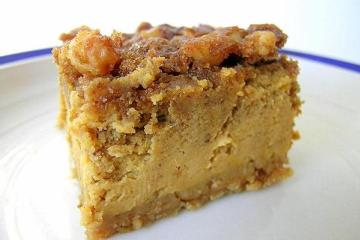 Walnut-Date Pumpkin Pie