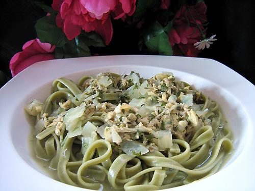 Wd Linguine With Clams & Parsley