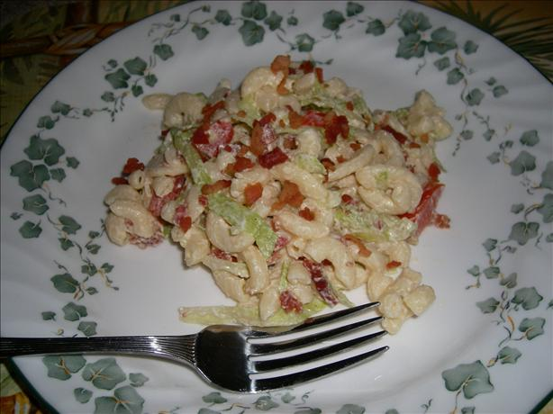 Weight Watchers BLT Pasta Salad